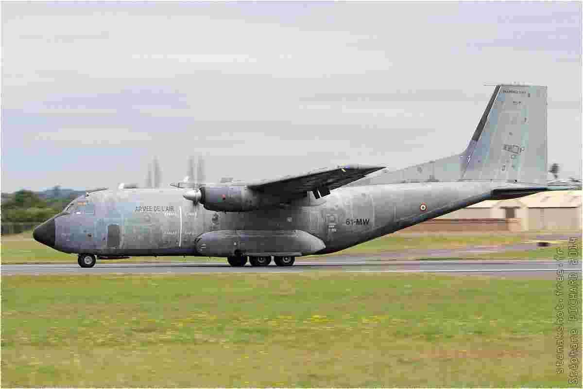 tofcomp#7919 Transall de l'Armée de l'Air française au décollage à Fairford (GBR) lors du RIAT 2014