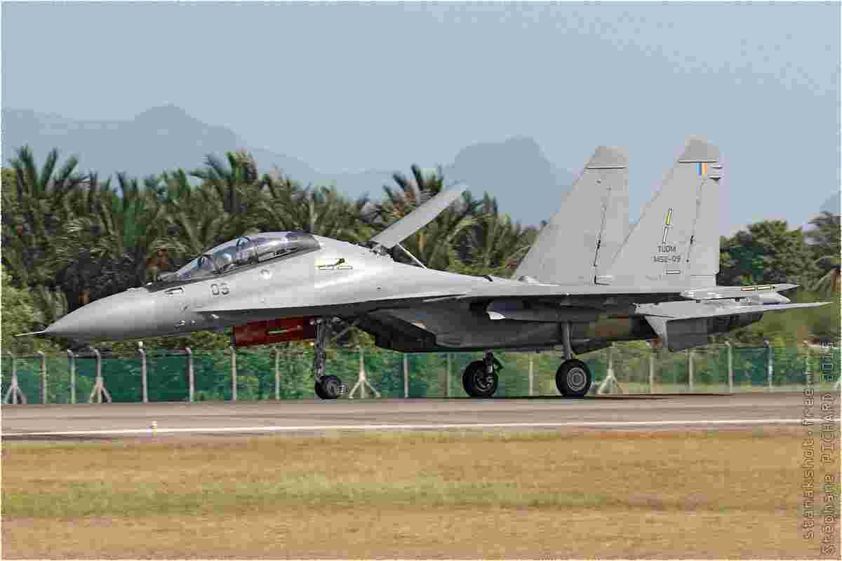tofcomp#8385-Su-27-Malaisie-air-force