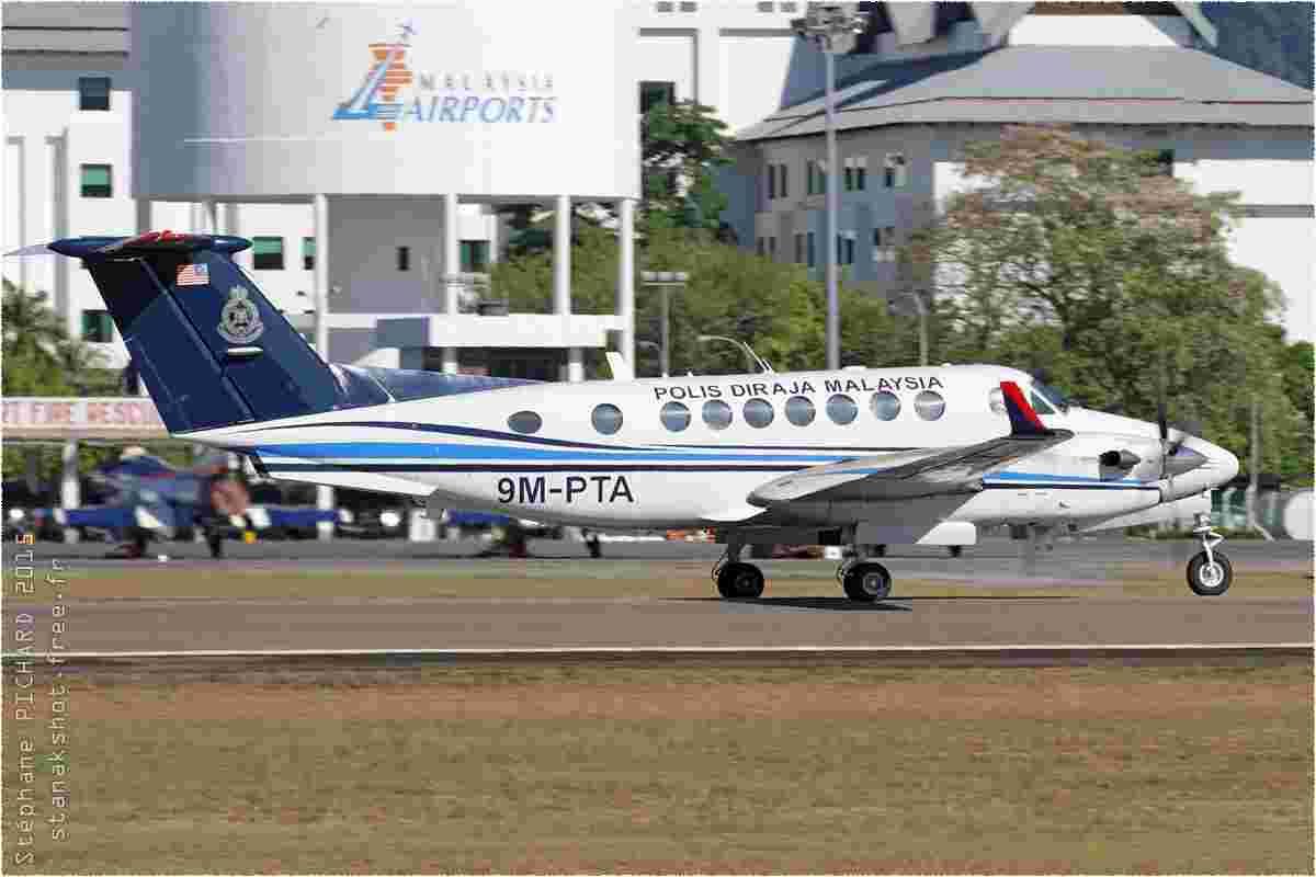 tofcomp#8397-King-Air-Malaisie-police