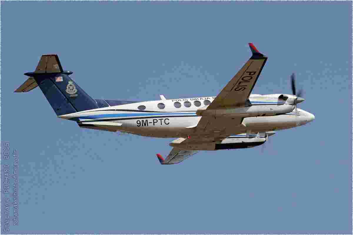 tofcomp#8399-King-Air-Malaisie-police