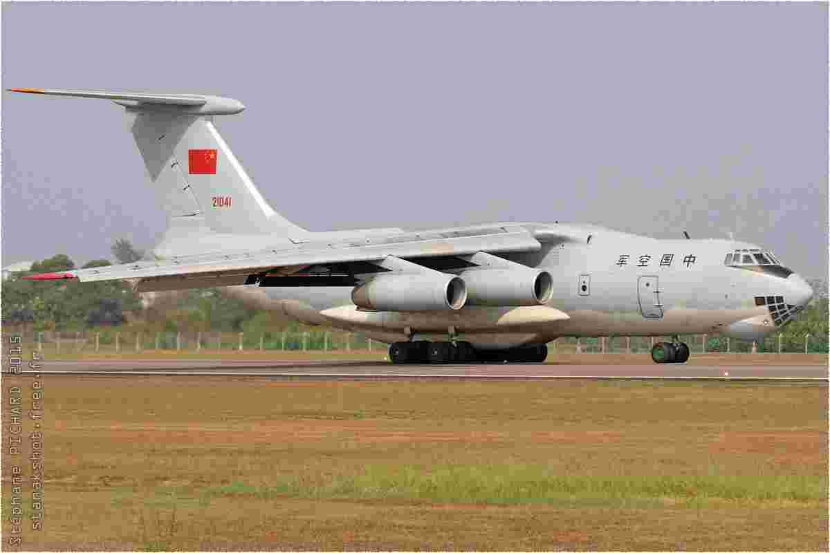 tofcomp#8492-Il-76-Chine-air-force