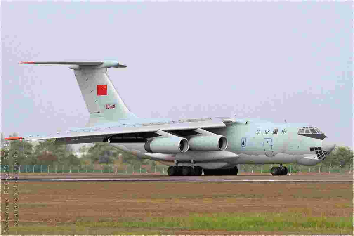 tofcomp#8493-Il-76-Chine-air-force