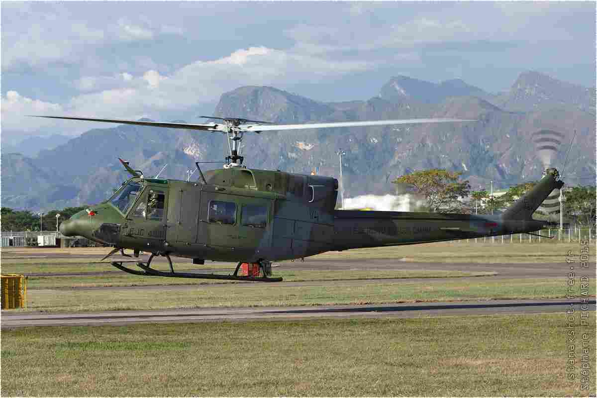 tofcomp#8616-Bell-212-Colombie-army