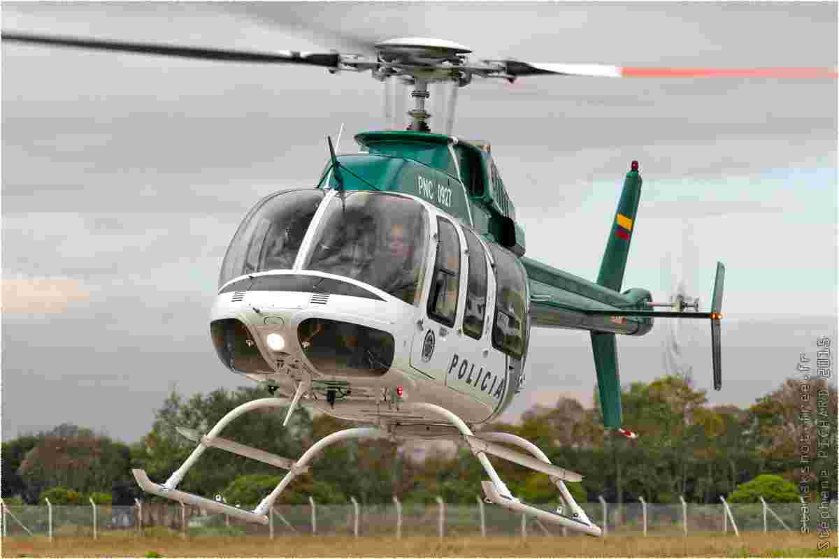 tofcomp#8635-Bell-407-Colombie-police