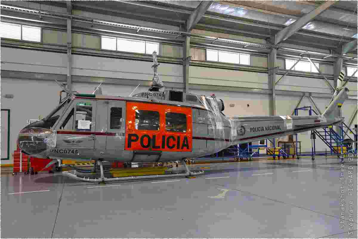tofcomp#8646-Bell-205-Colombie-police