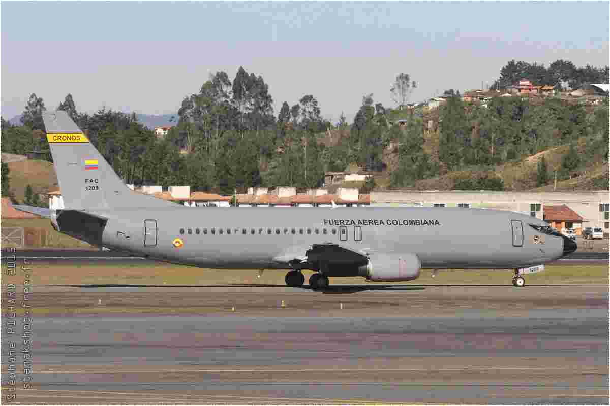 tofcomp#8650-B737-Colombie-air-force