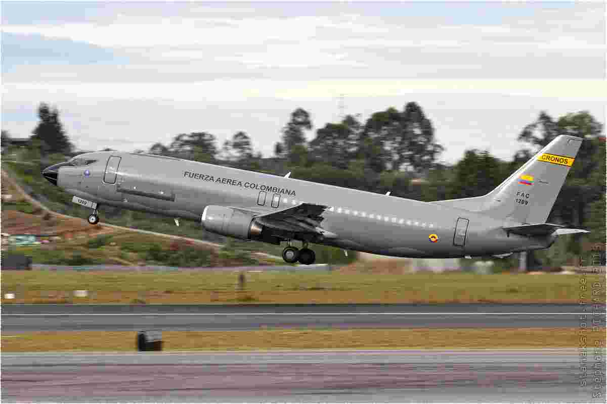 tofcomp#8651-B737-Colombie-air-force