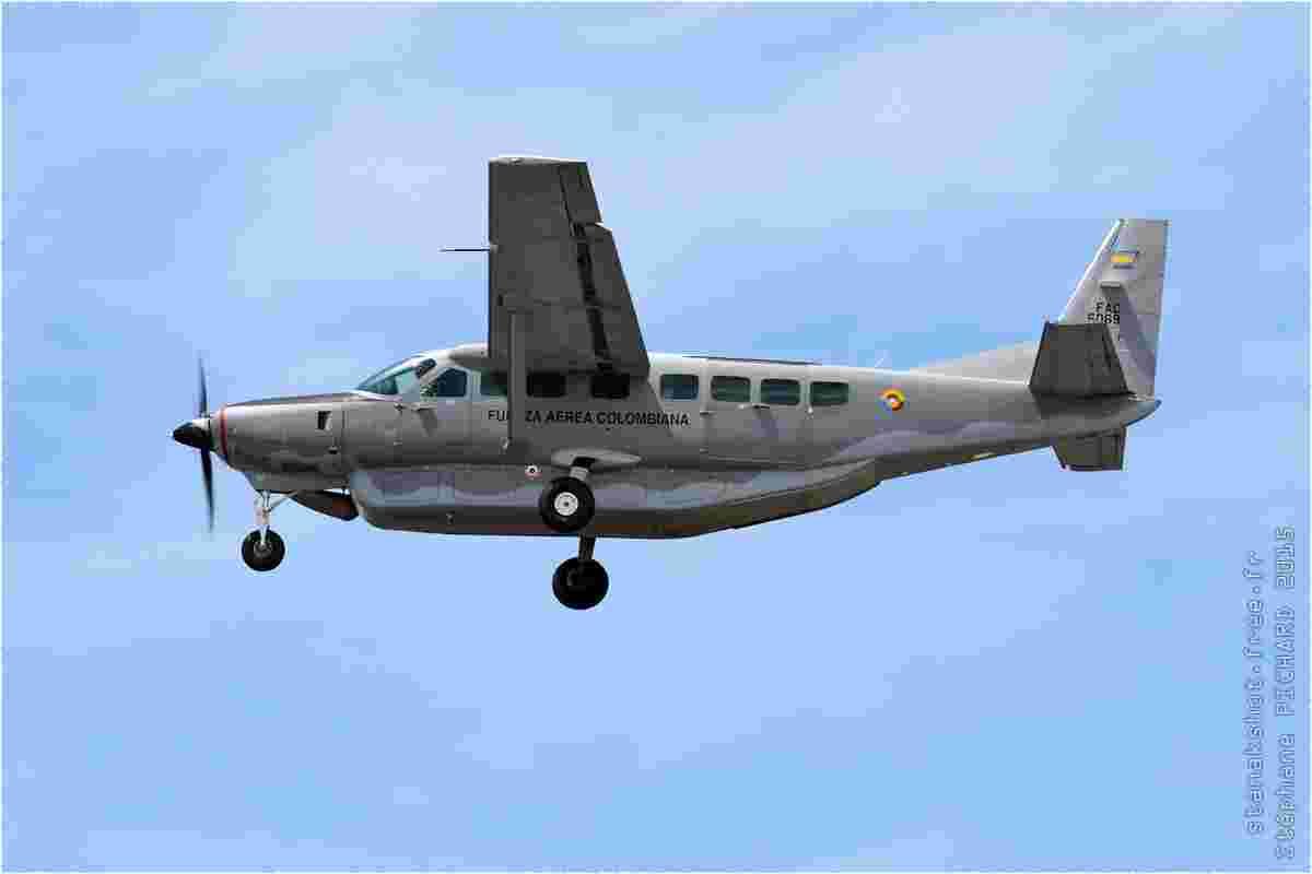 tofcomp#8667-Caravan-Colombie-air-force
