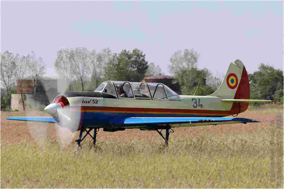 tofcomp#8858-Yak-52-Roumanie-air-force