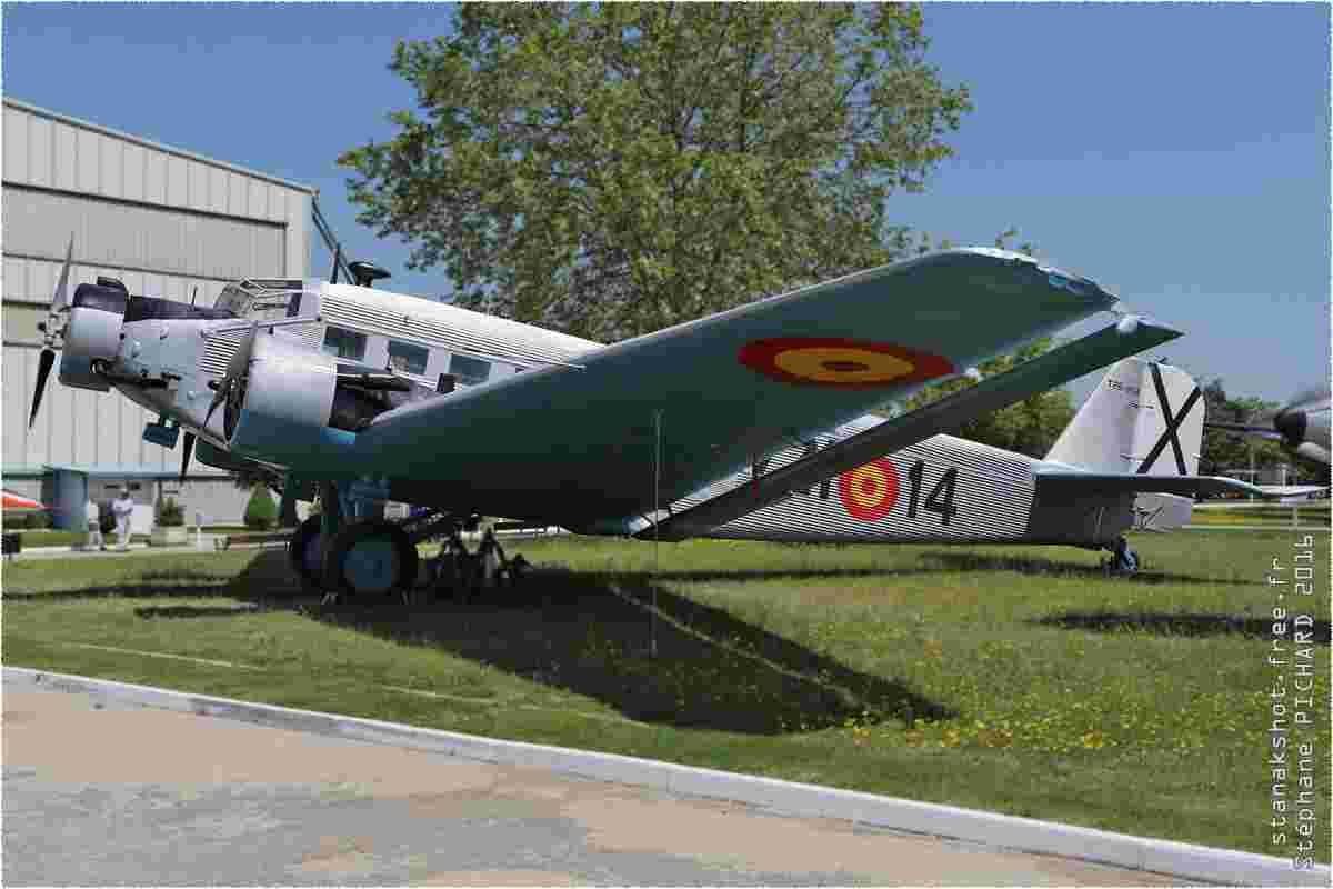 tofcomp#9709-Ju-52-Espagne-air-force