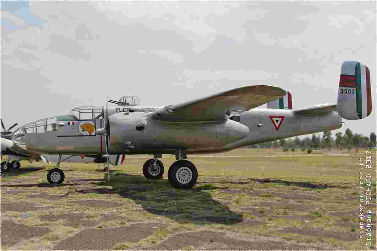 tofcomp#9822-B-25-Mexique-air-force