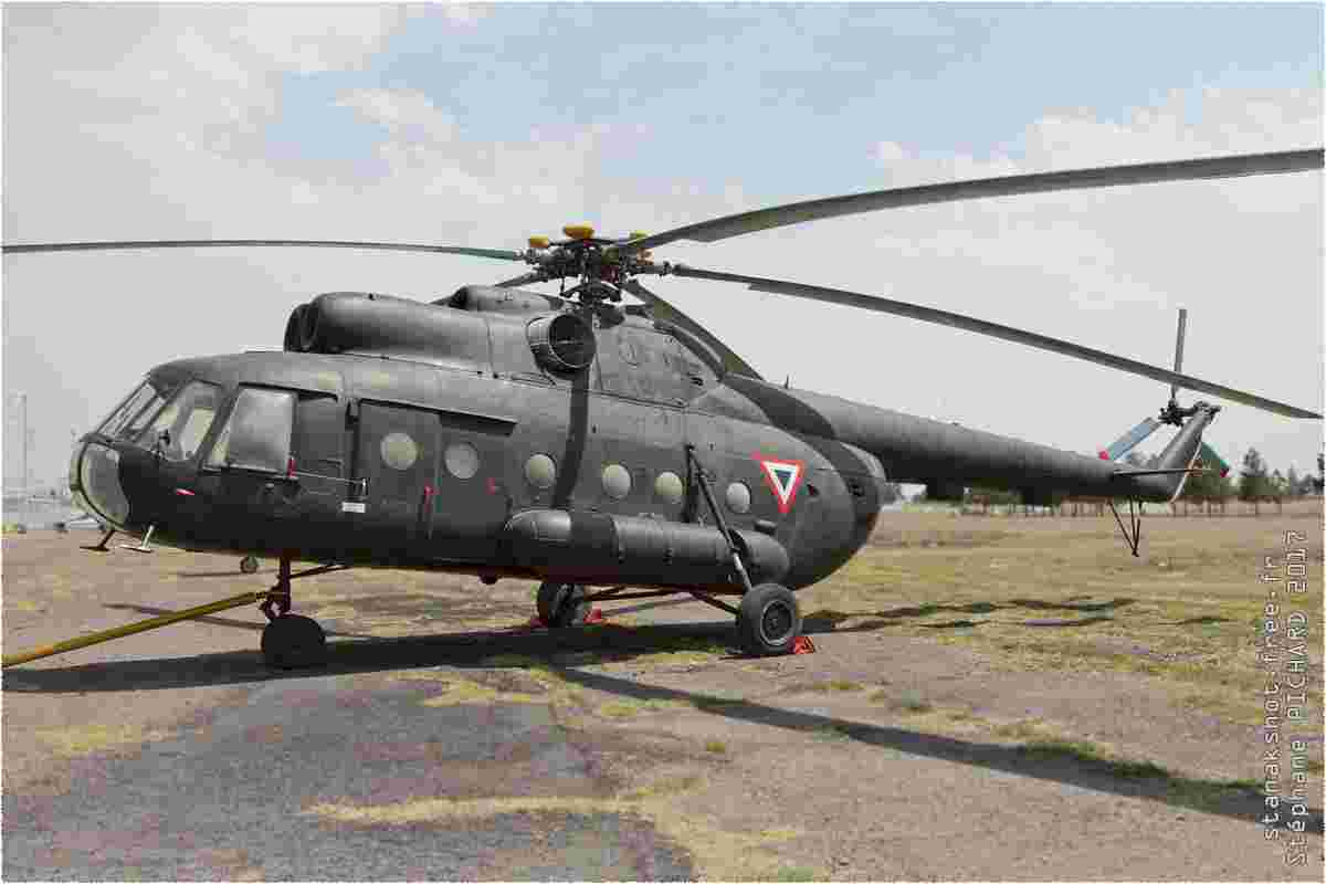 tofcomp#9834-Mi-8-Mexique-air-force