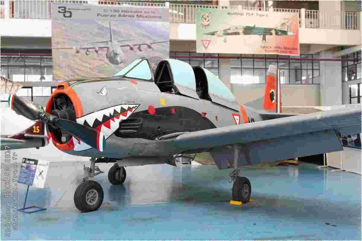 tofcomp#9912-T-28-Mexique-air-force