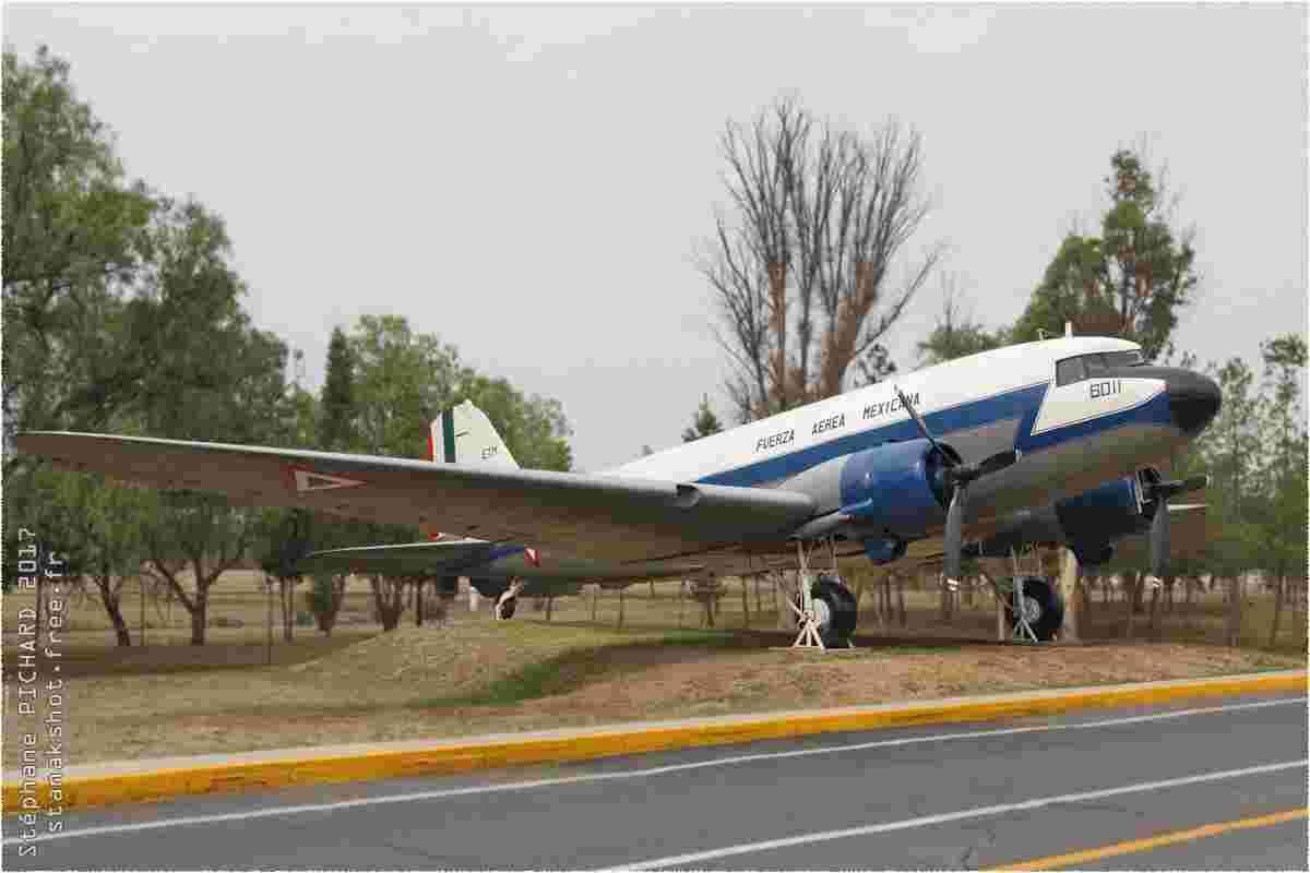 tofcomp#9928-DC-3-Mexique-air-force