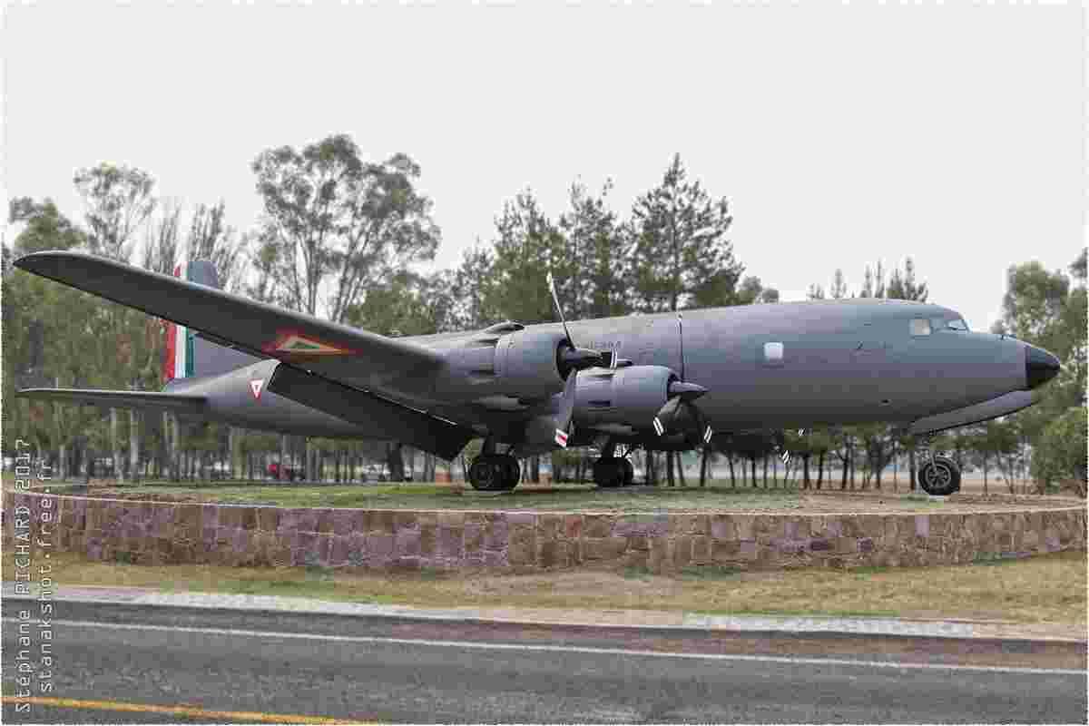tofcomp#9929-DC-6-Mexique-air-force