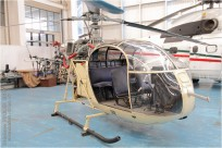 tn#111 Alouette II EHBR-1102 Mexique - air force
