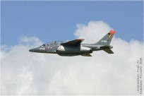 tn#112 Alphajet AT06 Belgique - air force