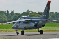 #115 Alphajet AT12 Belgique - air force