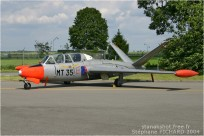 #154 Fouga MT35 Belgique - air force