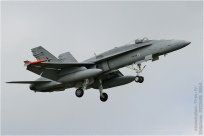 #157 F-18 HN-441 Finlande - air force