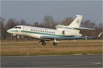 tn#199 Falcon 7X 90 Nigeria - air force