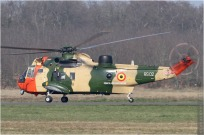 tn#211 Sea King RS-02 Belgique - air force