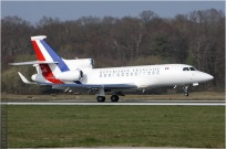 tn#212 Falcon 7X 68 France - air force