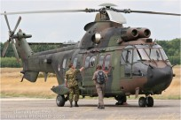 tn#23-Super Puma-S-456-Pays-Bas - air force