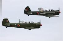 tn#230-Yak-18-1 white-Belgique