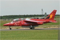 tn#242-Alphajet-AT26-Belgique-air-force
