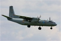 #27 An-26 810 Roumanie - air force