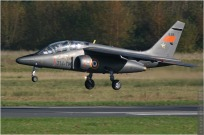 tn#34 Alphajet E29 France - air force