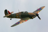 tn#345-Hawker Hurricane I-R4118