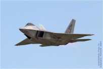 tn#417-Lockheed F-22A Raptor-08-4156