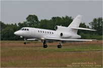tn#445 Falcon 50 5 France - air force