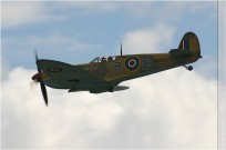 tn#483 Spitfire AB910 Royaume-Uni - air force