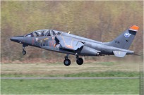 tn#505 Alphajet E38 France - air force