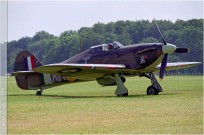 tn#514-Hawker Hurricane XII-Z5140