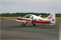tn#528-Scottish Aviation Bulldog T1-XX554