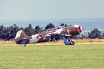 tn#532-Yak-11-12 white-Belgique