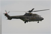 tn#556 Super Puma T-317 Suisse - air force