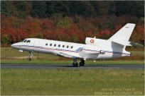 tn#562-Falcon 50-34-France-air-force