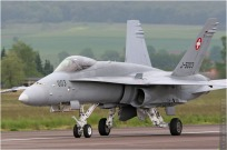 #564 F-18 J-5003 Suisse - air force