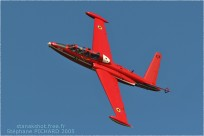 tn#582-Fouga-MT40-Belgique-air-force