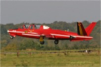 tn#591-Fouga-MT40-Belgique-air-force