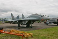 tn#597 MiG-29 27 Hongrie - air force