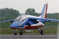 tn#598-Alphajet-E135-France - air force