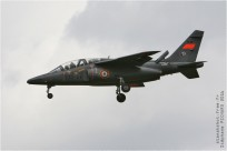 #636 Alphajet E18 France - air force