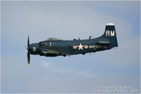 tn#690 Skyraider 126956 France