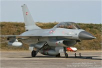 #826 F-16 ET-206 Danemark - air force